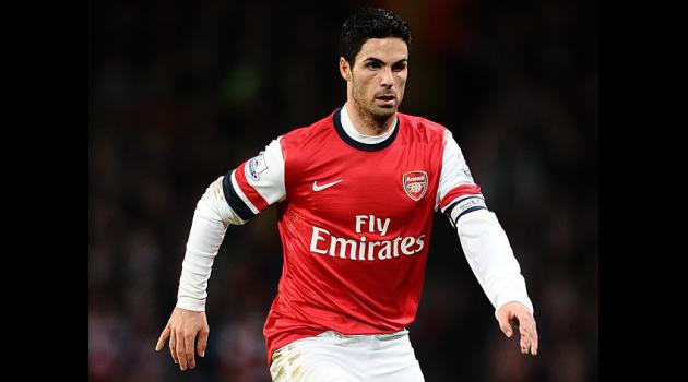 Midfield options please Arteta