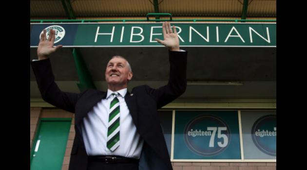 Hibernian 2-1 Ross County: Match Report