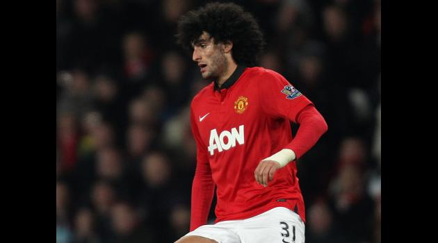 United admit Fellaini has undergone wrist surgery