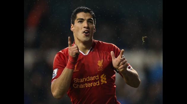 Liverpool start talks with Suarez