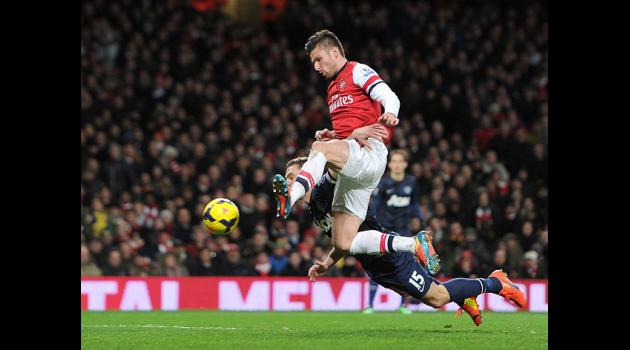 Arsenal 0-0 Man Utd: Match Report