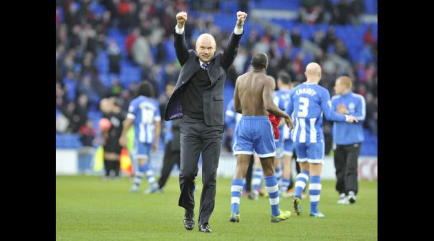 City cup clash a 'bonus' for Rosler