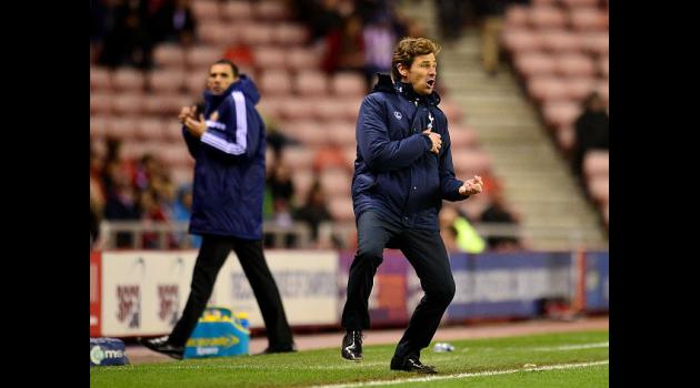AVB: Tottenham up for a battle