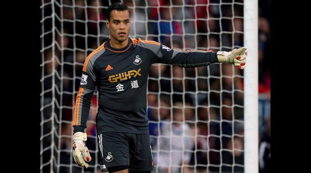Swansea keeper Vorm to have knee operation