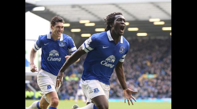 Lukaku 'would extend Everton loan'
