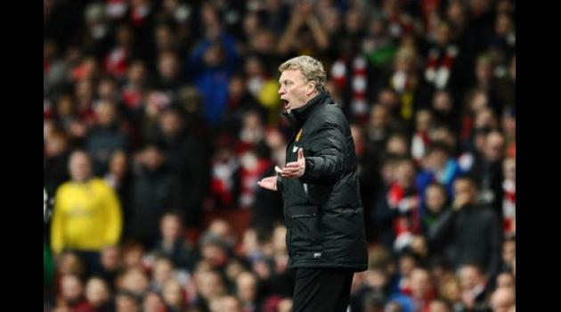 Moyes looks to past for United inspiration