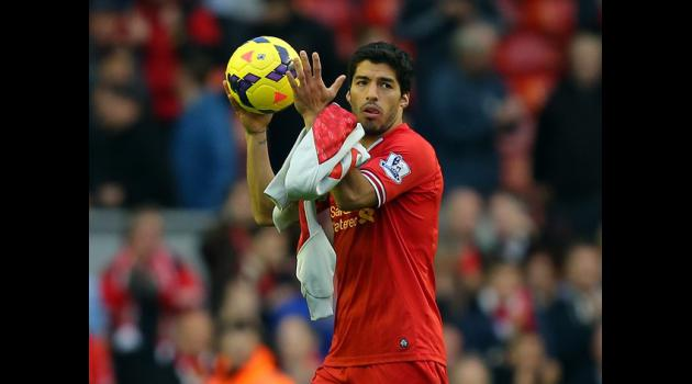 Rodgers: Suarez is as happy as he's ever been