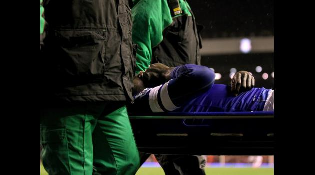 Lukaku ruled out for 'weeks'