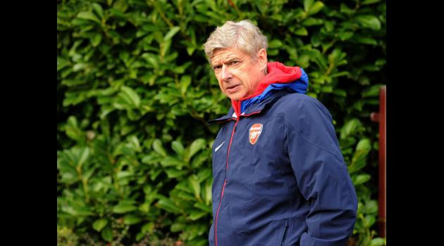 Wenger wants Gunners to be strong