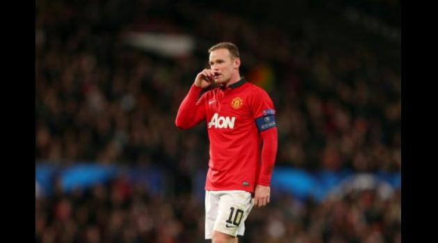 Rooney linked With Move To Real Madrid