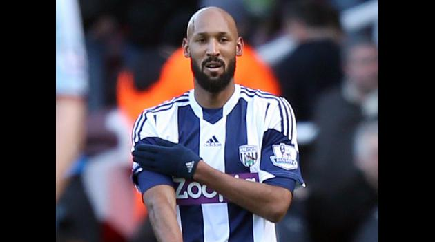 Anelka fined and banned over salute