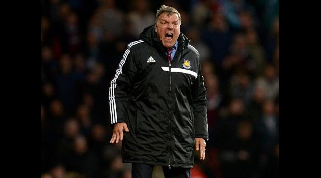 Allardyce not feeling the heat