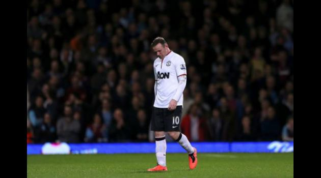 Time for Manchester United's Wayne Rooney to Go