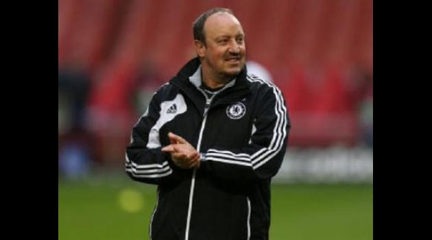 Benitez targets top European club