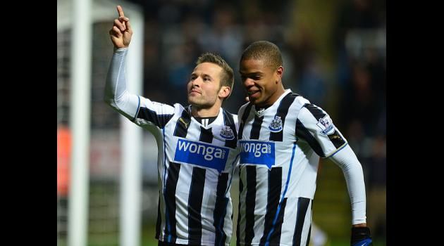 Pardew: No guarantees over Cabaye