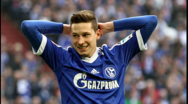 Schalkes Draxler back in training as Real loom