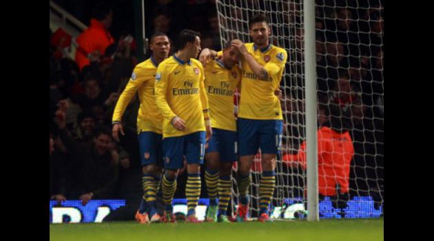Ramsey injury mars Arsenal win