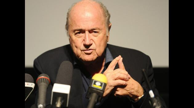 Blatter urges against boycotts