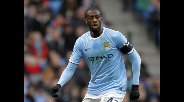Toure: I've got nothing to prove