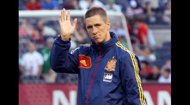 Fernando Torres vows to give Spain selection dilemma