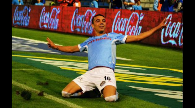 Liverpool land Aspas from Celta Vigo