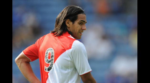 Falcao denies injury mystery