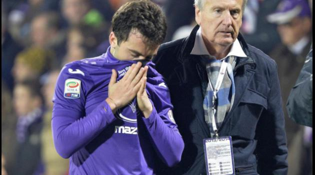 World Cup hope Rossi suffers ligament damage