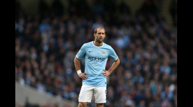 Citys Zabaleta guards against Blackburn upset