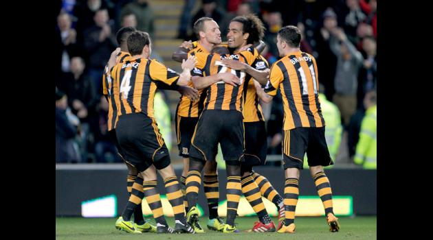 Reds rocked by Hull defeat