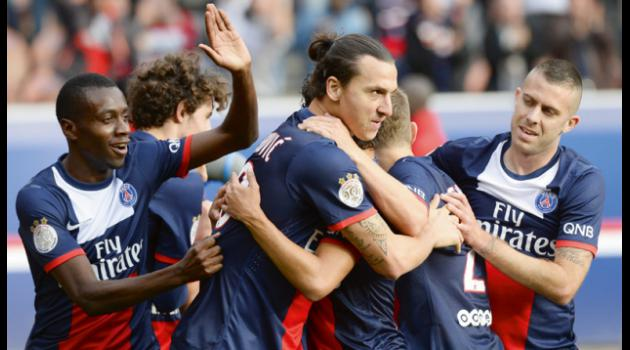 PSG host Lille in crunch clash, Falcao returns for Monaco