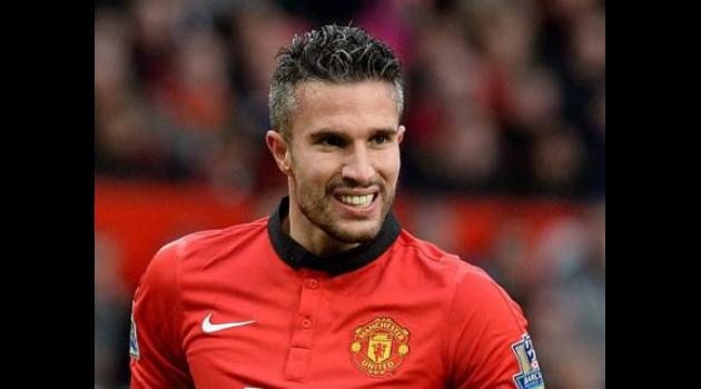 Van Persie facing month out