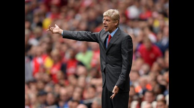 Keep the faith, urges Wenger