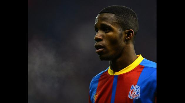 Crystal Palace star Zaha apologises for gesture