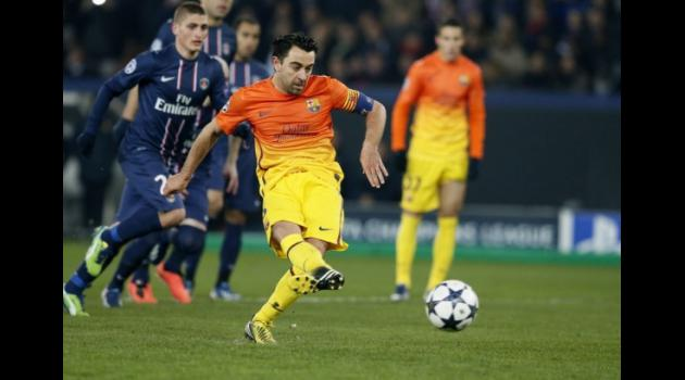 Barcelona favourites against PSG despite injuries says Xavi