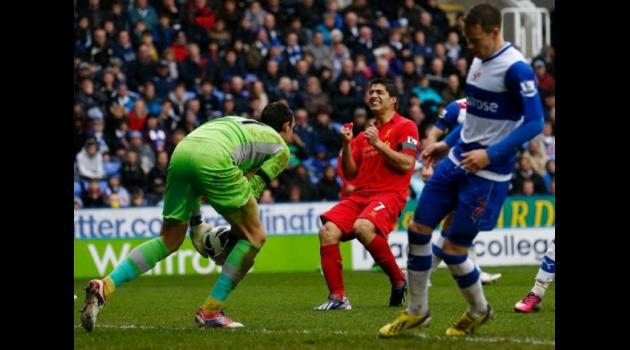 Reading 1-1 QPR: Match Report