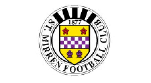 St Mirren trial for teen striker