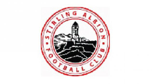 Berwick 4-1 Stirling: Report