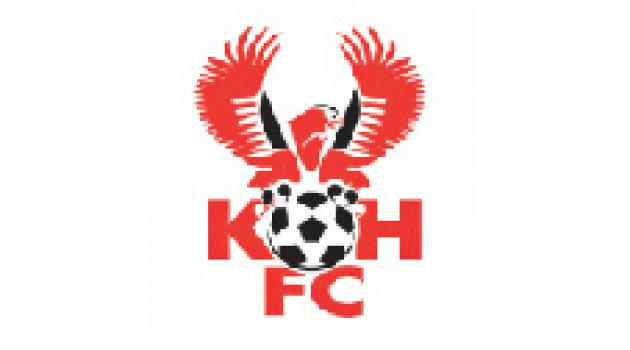 Perfect response from Kidderminster Harriers - Whild