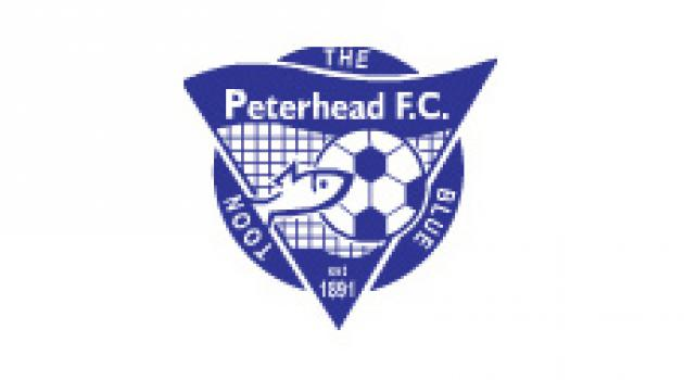 Team lineups: Stranraer v Peterhead 14 Apr 2012