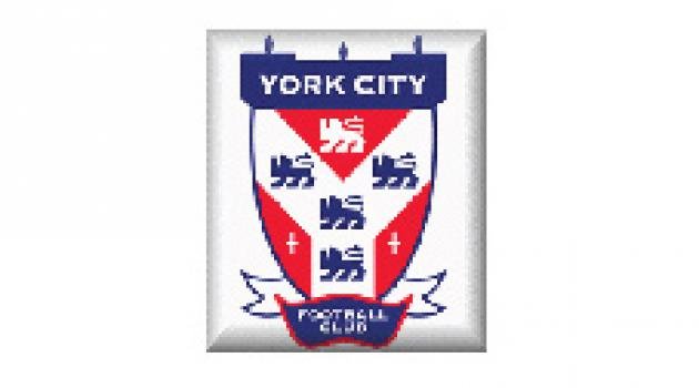 York City v Kidderminster Harriers
