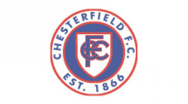 Chesterfield sign forward Morgan