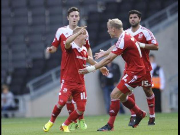 Swindon 3-2 Bristol City: Match Report