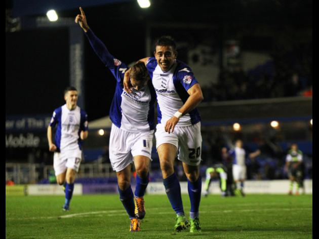 Birmingham 4-1 Sheff Wed: Match Report