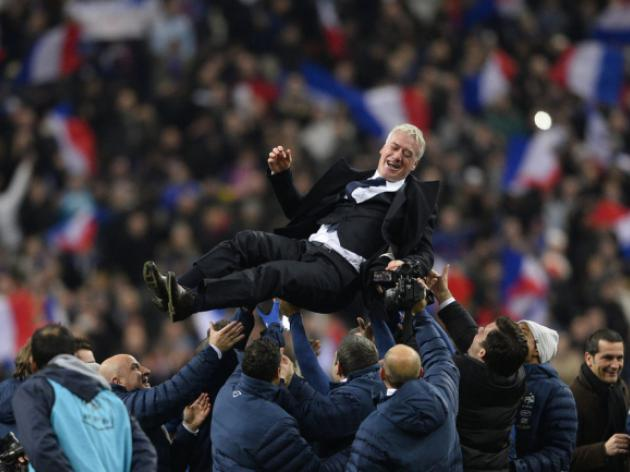 Deschamps savours fabulous achievement