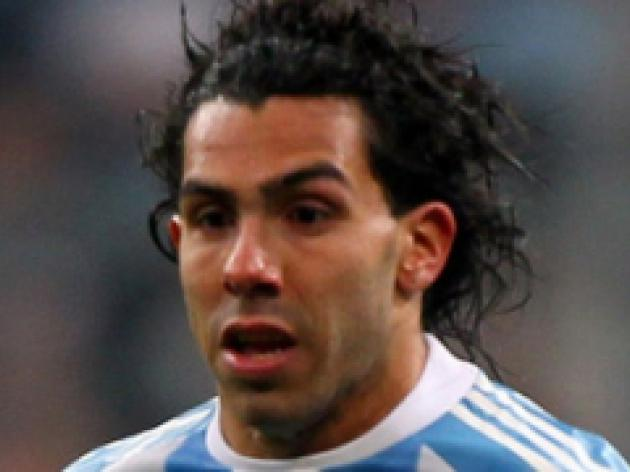 Tevez: Only victory will do