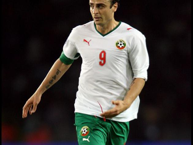 Berbatov explains Bulgaria decision