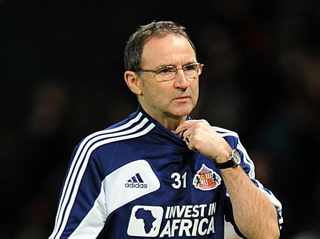 Sunderland boss Martin O'Neill wary of Liverpool threat