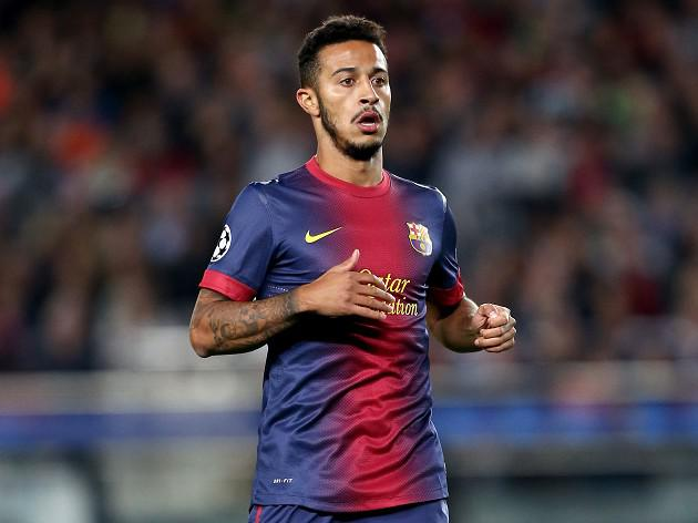 Bayern agree fee for Thiago