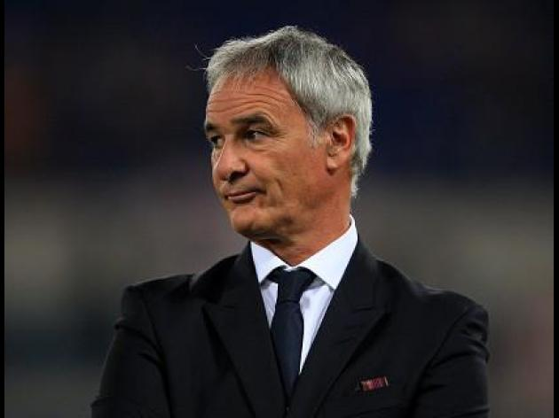 Moratti backs Ranieri to succeed