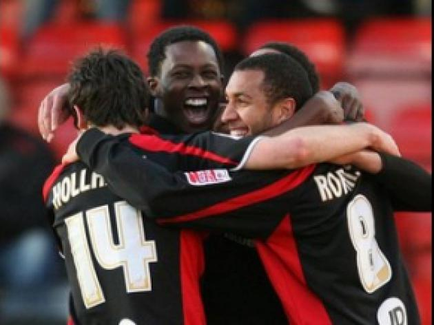 Family values spur Bournemouth on